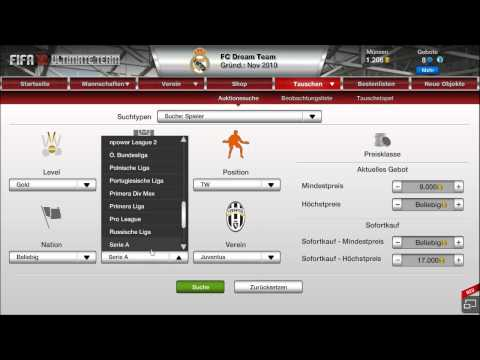 Fifa 12 Ultimate Team PS3 - Making Coins