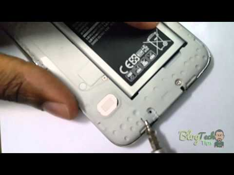 Samsung Galaxy S5 charging port cover Replacement or Fix