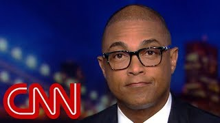 Don Lemon: Puerto Rico response not successful by any measure