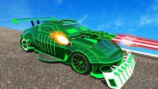 INSANE NEW $6,000,000 BRUTAL SUPERCAR! (GTA 5 DLC)