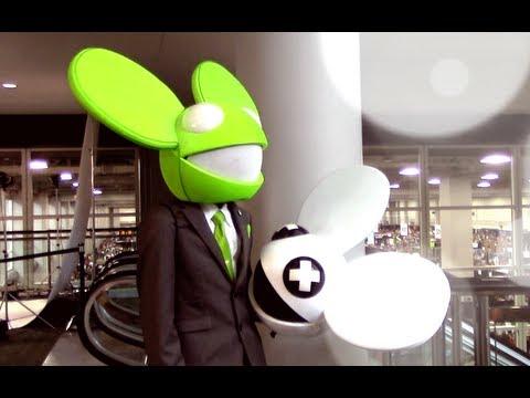 Deadmau5 Deadmouse head DIY!