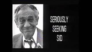 Seriously Seeking Sid Part 1 - Sid James Documentary - Without Walls - 1993