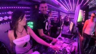 Dennis Smile & Candelitta 1 hour live MINIMAL - TECHNO - (G - Club Plovdiv)