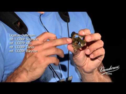 Les accessoires Vandoren de Michael Cheret ( La Boite Noire )