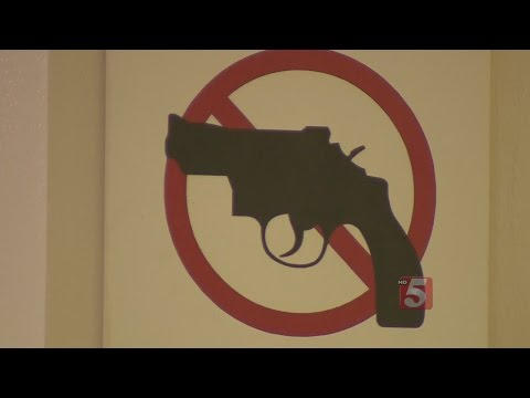 House Votes To Take Tennessee Capitol Complex Off Guns Bill