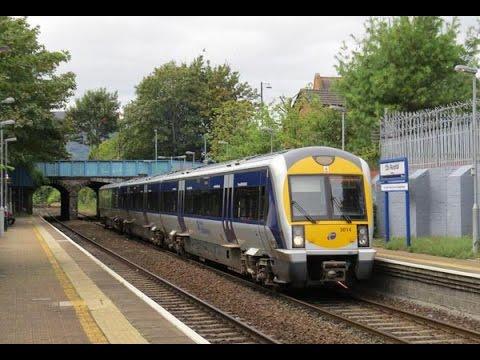 Northern Ireland Railways' DMUs September 2014