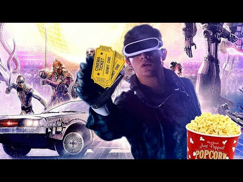 Ugh, Fine, We'll See Ready Player One - Up At Noon Live!
