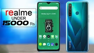 TOP 5 Best Realme Phone Under Rs 15000 in India 2019
