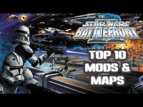 Top 10 Star Wars Battlefront II Mods and Maps PlayItHub