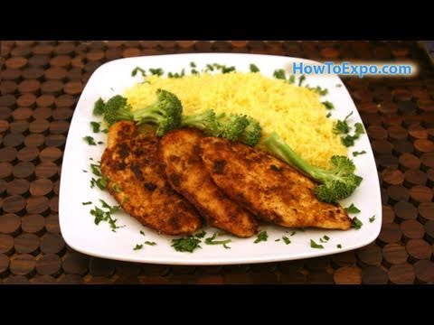Cajun Chicken Recipe (Best Cajun Chicken Recipe Video)