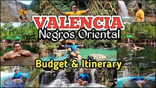 Valencia Negros Oriental | Travel Guide | Dumaguete Vlog | Places to Visit in Valencia/Dumaguete