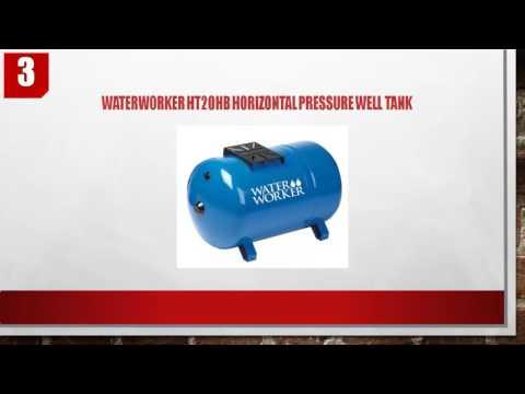 Best Well Pressure Tank Reviews: Top Pick