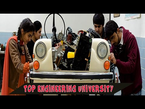 TOP 10 Universities for Engineering  Technology 2016