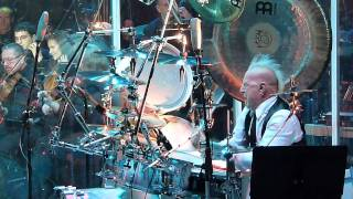 "Mike Terrana - ""new World Symphony"" @ Plovdiv -beauty And The Beat Concert With Tarja Turunen"