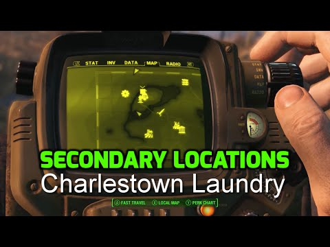 Secondary Locations : 8.09 : Charlestown Laundry