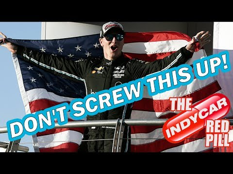 NEWGARDEN is the future, DON'T SCREW THIS UP #INDYCAR [The IndyCar Red Pill]