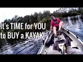 Thinking about buying a KayaK?? WATCH THIS!