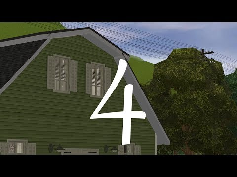 The Sims 2 - Riverblossom Hills - 147 Huckleberry Lane - Part 4