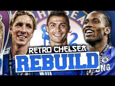 REBUILDING 2011/12 CHELSEA!!! FIFA 12 Career Mode (RETRO REBUILD)