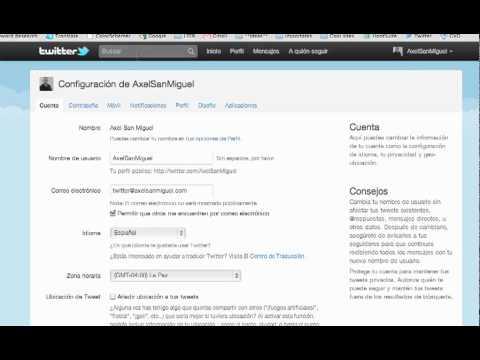 Como Activar HTTPS Para Twitter