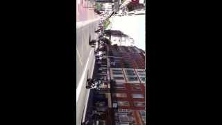 Biker's Rally in Toulouse France