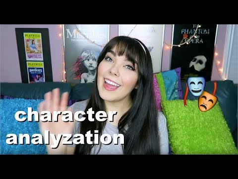 How to Analyze your Character | Stage & Screen Acting