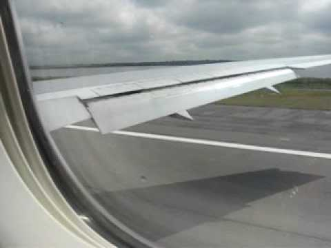American Airlines Takeoff From JFK to PR