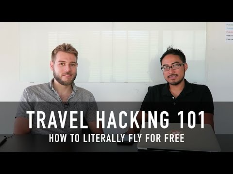 TRAVEL HACKING 101: HOW TO FLY FOR FREE (MASTERCLASS WITH DEREK PANKAEW)