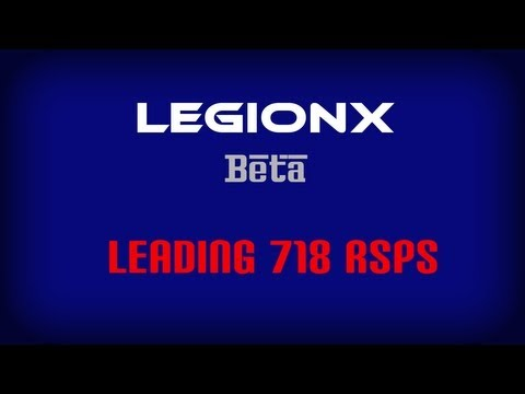 [RSPS] LegionX 718 [Need Staff] Eco | New March 2014 | VPS