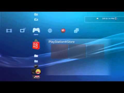 How to Go Online On 3.55 (PS3) (HD)