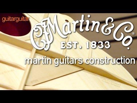Martin Guitars - Construction