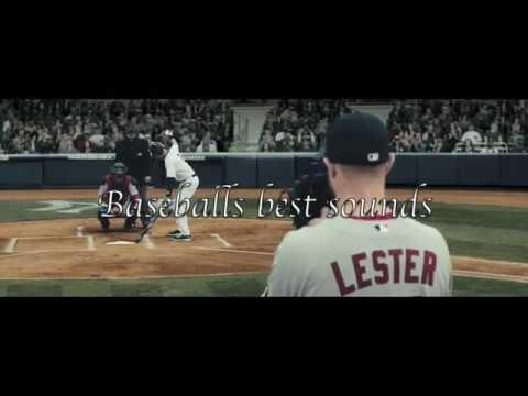 Baseballs best sounds