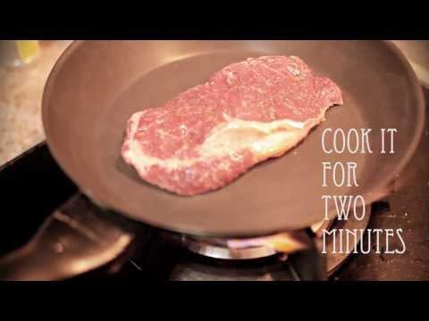 Cook Medium Rare Steak