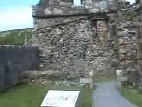The Nunnery - Isle of Iona, Inner Hebrides, Scotland