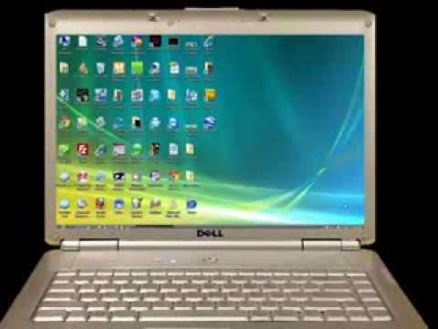 How To Restore A Dell Inspiron 1521 To Original Factory Settings