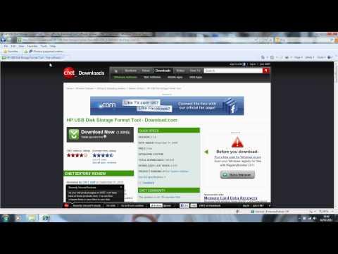 How to Convert an External Hard Drive from NTFS to FAT32 on Windows Vista & Windows 7