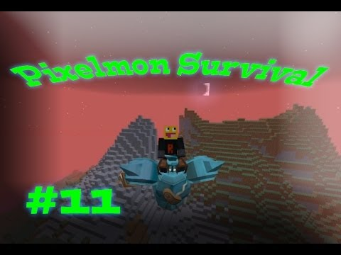 TEAM ROCKET LIVES! Pixelmon Survival Season 2! #11