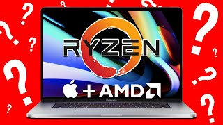 Big leak reveals Apple could switch Macs to AMD chips
