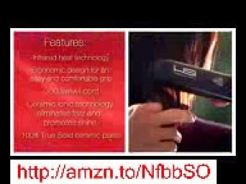 HSI Professional Flat Iron Hair Straightener