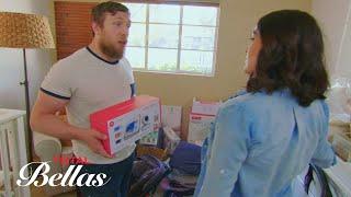 Daniel Bryan questions Brie Bella