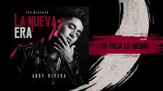 Andy Rivera - Te Pasa Lo Mismo [Official Audio]