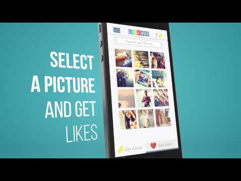 How to get more Instagram Followers and Likes? LikeHub App (2014)