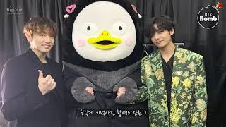 [BANGTAN BOMB] BTS meets Pengsoo! @ 2020 GDA - BTS (방탄소년단)