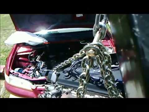 Replacing An Engine In A Honda Accord
