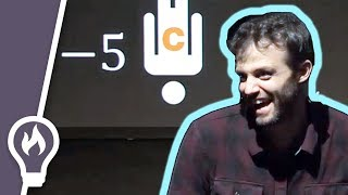 Stand-up comedy routine about bad science