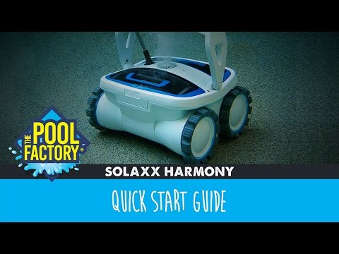 Solaxx Harmony - Quick Start Guide