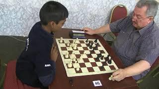 GM Praggnanandhaa (India) - IM Chashchev (Russia)