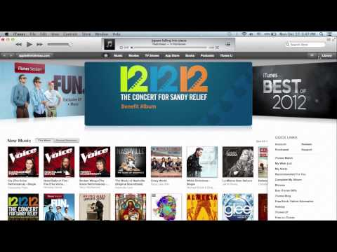 Overview of new iTunes 11