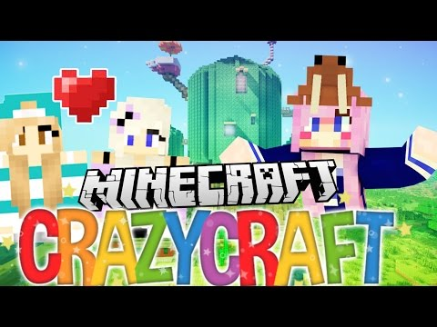 Dance Party & Disaster   Ep 5   Minecraft Crazy Craft 3.0