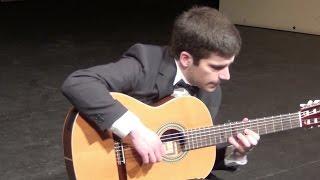 Pachelbel's Canon (Classical/Pop Guitar) [Guitarist Ripped] || Vince Carrola